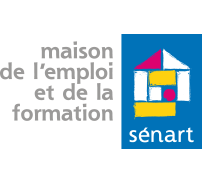 The house of employment of Sénart