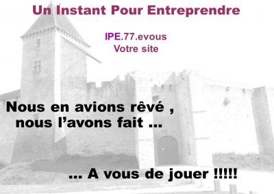 un Instant pour Entreprendre (IPE)