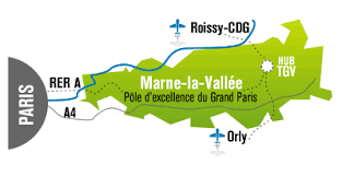 Developer of the new town of Marne la Vallée