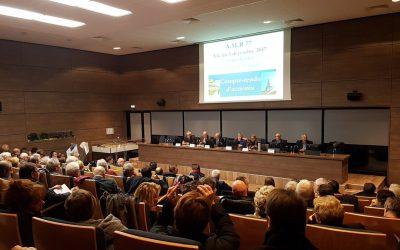 Animation de l'AG des maires ruraux de Seine et Marne
