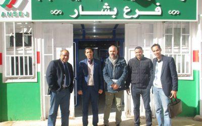 CAP Jeunesse, une mission algérienne
