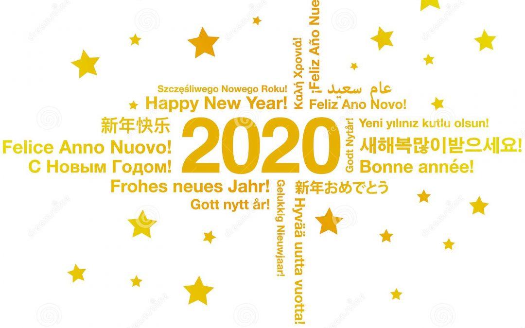 En avant vers 2020 !