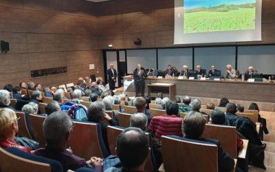 Une AG des maires ruraux de Seine et Marne au goût singulier !